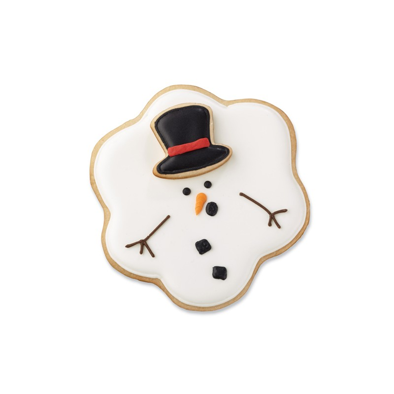 Emporte pi ce bonhomme de neige et son chapeau emporte - Chapeau bonhomme de neige ...