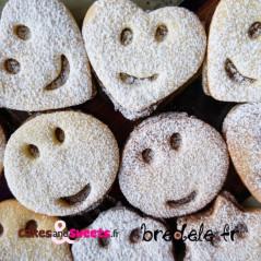 Emporte-pièce Smiley Rond