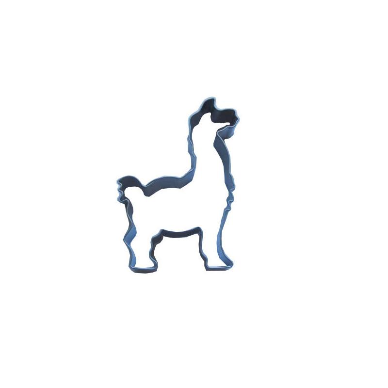 Emporte-pièce Lama