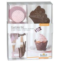 Cupcakes set de décoration
