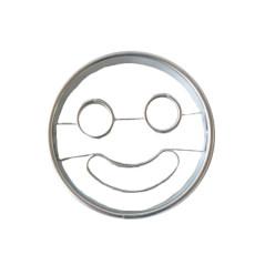 Emporte-pièce Smiley sourire