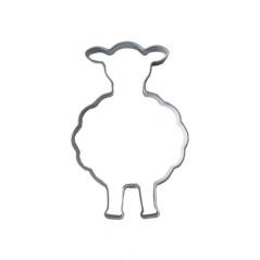 Emporte-pièce Mouton debout