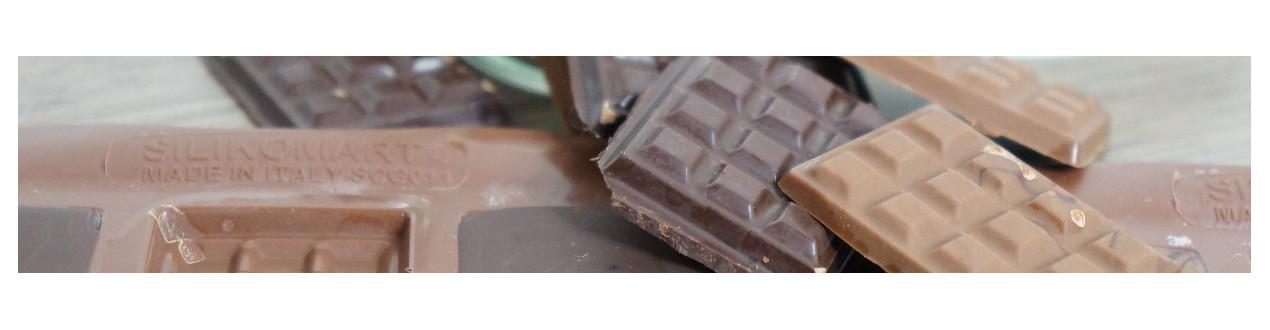 Moule à Chocolat en silicone -  Moule pour chocolat maison