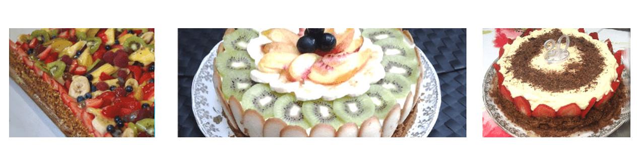 Cercles à pâtisserie, cadres à desserts