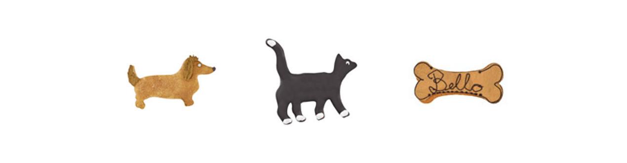 Emporte-pièces animaux domestique - Emporte-pièces chats